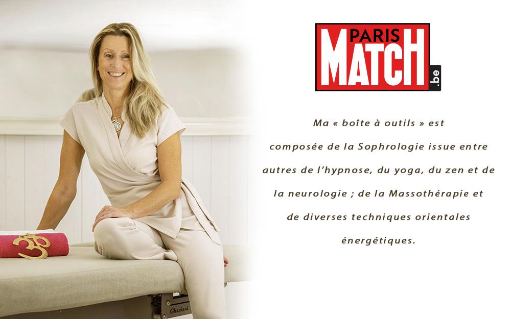 Marie-Sibylle Wolf un Sophrologue aux multiples facettes !